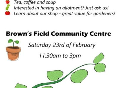 Nuffield Road Seed & Seedling Day